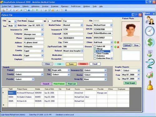 Hospital Information System Health Care Dwarka Sector