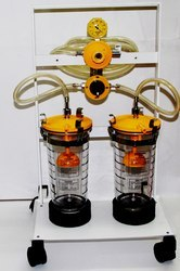 Theater Suction Trolly - Clip Type Jar