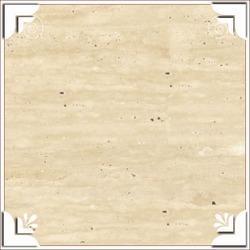 Beige Travertine Big Marbles
