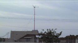Wind Solar Roof Top Hybrid Power Generator For Chennai