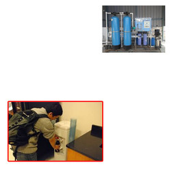 RO Filter Plant for Colleges