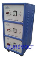Manual Voltage Stabilizer