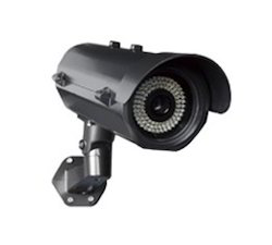 Parking Lot CCTV Camera