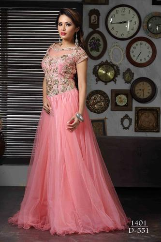 Churidar Gown - View Specifications & Details of Ladies Gown by ...