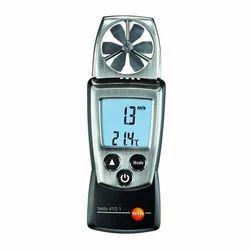 Handy Velocity Measuring Instrument