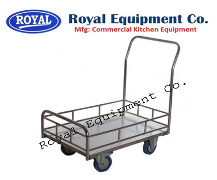 Hand Trolley - Multi Purpose Trolley Manufacturer from New Delhi