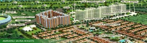 Marsas Group Residential Projects - Amarpali Joura Heights