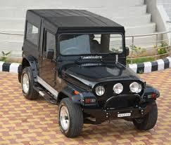 Modified Jeeps Suppliers Manufacturers Amp Traders In India