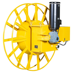 Torque Motor Cable Reel