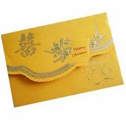Fabric Card, Paper Card Invitation Card Printing