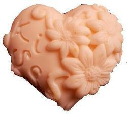 Kiss Heart Fancy Gift Soap