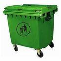 Wheeled Dustbin 660 Ltrs