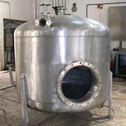 Industrial Tank Stainless Steel Tank Fabrication, Ahmadabad, Industrial
