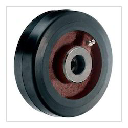 Bonded Rubber Tyre Wheels