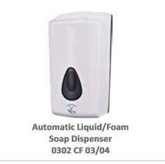 Automatic Liquid/Foam Soap Dispenser