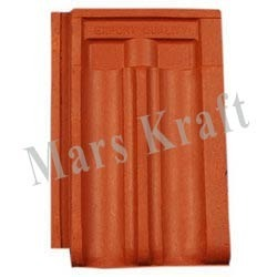Mk Water Proof Mangalore Roofing Tile Single Groove