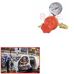 Gas Regulator For Automobile Industry
