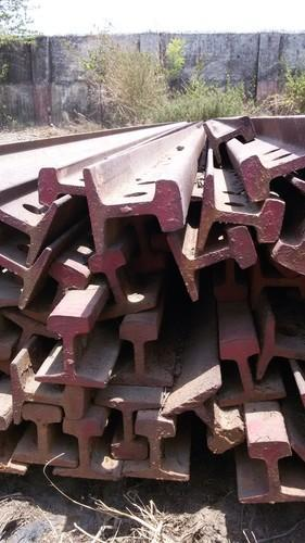 Used Rail - 40 LBS Used Rail Good Condition Exporter from Mumbai