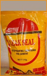 Leak Seal Waterproofing Compound for Cement Powder, Packaging Size: 1 kg