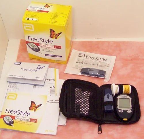 strips Diabetes style testing free
