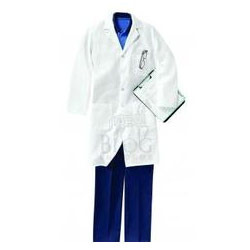 Mens Anti Bacterial Doctor Coat