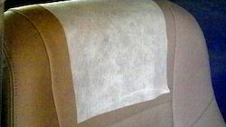 Headrest Cover for Airlines & Bus