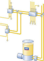 Double Line Lubrication System