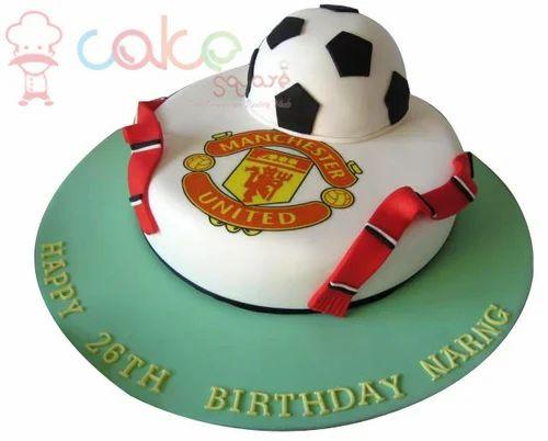 Pleasing Csdbd008 Single Football Birthday Cake Birthday Cake Birthday Cards Printable Giouspongecafe Filternl