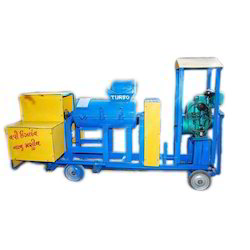 Nano Brick Machines With Diesel Engine