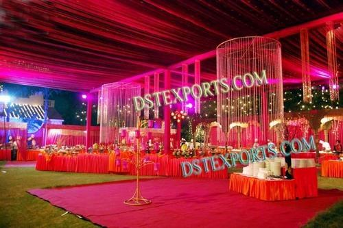 INDIAN WEDDING EMBRODRIED TABLE CLOTHES