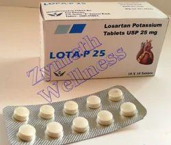 Losartan Potassium Tablets