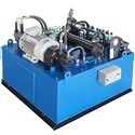 Ginning Hydraulic Power Pack