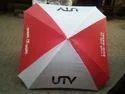 Printed Nylon Square Shape Promotional Umbrella