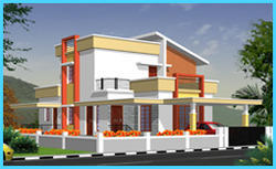 Residential House At Loretto Projects