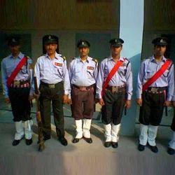 Cotton Security Guard Uniform, Size: XL