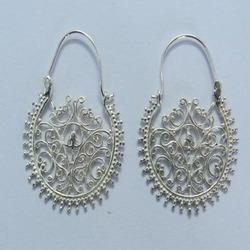 925 Silver Earrings