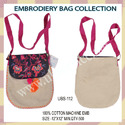 Embroidery Bag Collection