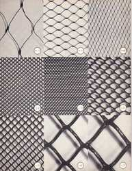 Plastic Screening Mesh