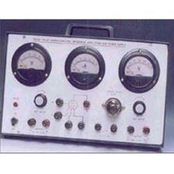 Triode Valve Characteristic Apparatus