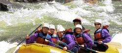 Rafting In The Waters Of Zanskar