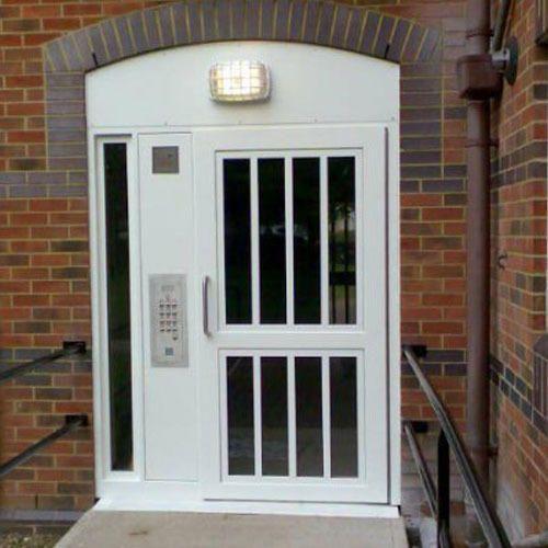 ddbbecdb768 Mild Steel Door - MS Door Latest Price