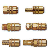 Quick Change Connectors