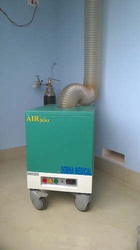 Air Plus (Positive Pressure System)
