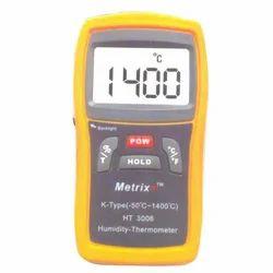 Digital Temperature Humidity Meter HT 3006