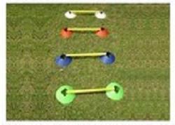 Half Cone & Marker X Speed Ladder