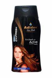 Ayurvedic Anti- Dandruff Adidev Oxi Fresh Anti Dandruff Shampoo, Packaging Type: Bottle, Packaging Size: 300 Ml