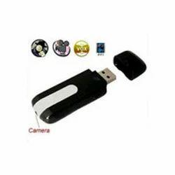 Spy USB Flash Drive Camera