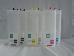 Refillable Cartridge Ink For HP