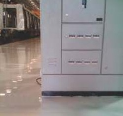 Dielectric Floor Coating