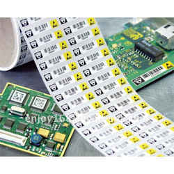 Heat Resistant Labels